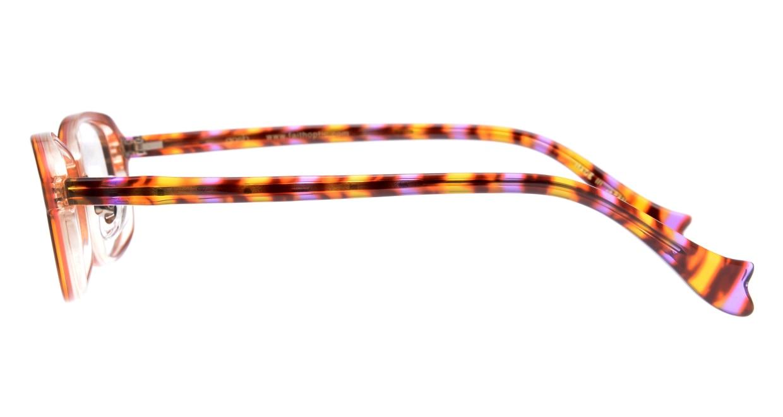 ゴッシュ gos-079-2-47 [鯖江産/スクエア/茶色]  2