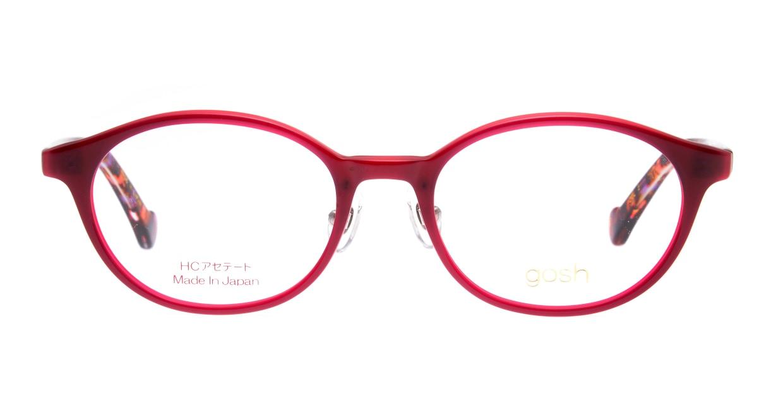 ゴッシュ gos-085-3-46 [鯖江産/ウェリントン/ピンク]