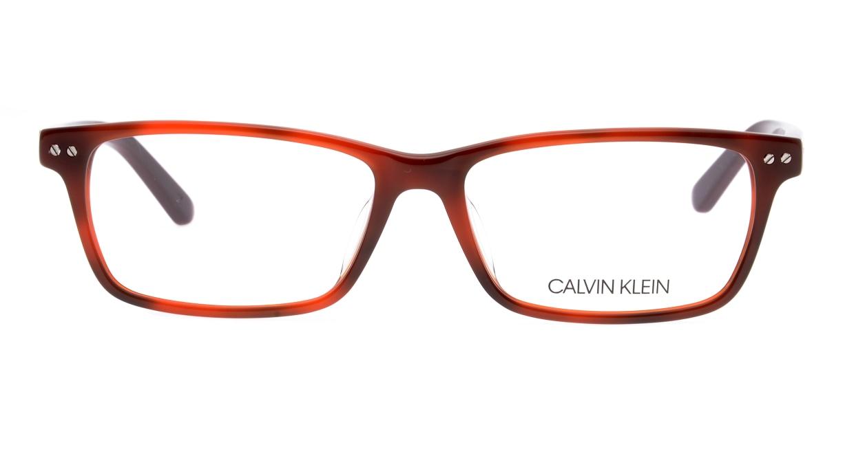 カルバンクライン CK18526A-609-54 [ウェリントン/赤]