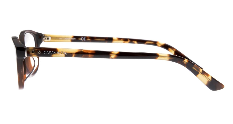 カルバンクライン CK18528A-201-54 [ウェリントン/茶色]  2