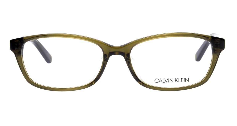 カルバンクライン CK18528A-310-54 [ウェリントン/緑]