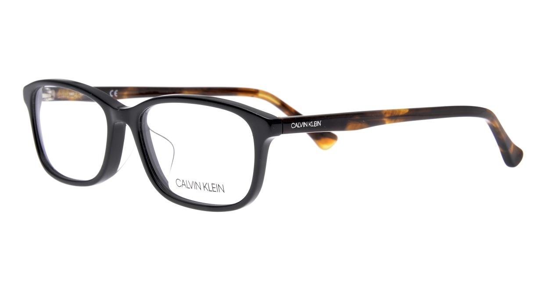 カルバンクライン CK5900A-001-φ54 [黒縁/ウェリントン]  1