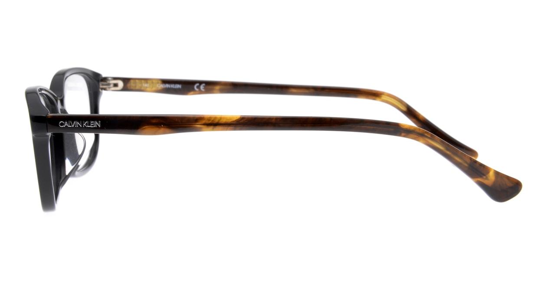 カルバンクライン CK5900A-001-φ54 [黒縁/ウェリントン]  2