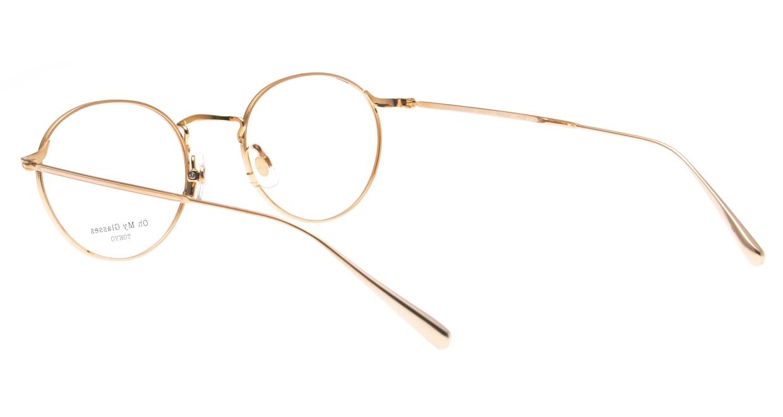 Oh My Glasses TOKYO Monica-49-omg-112-DM [メタル/鯖江産/丸メガネ/べっ甲柄]  3