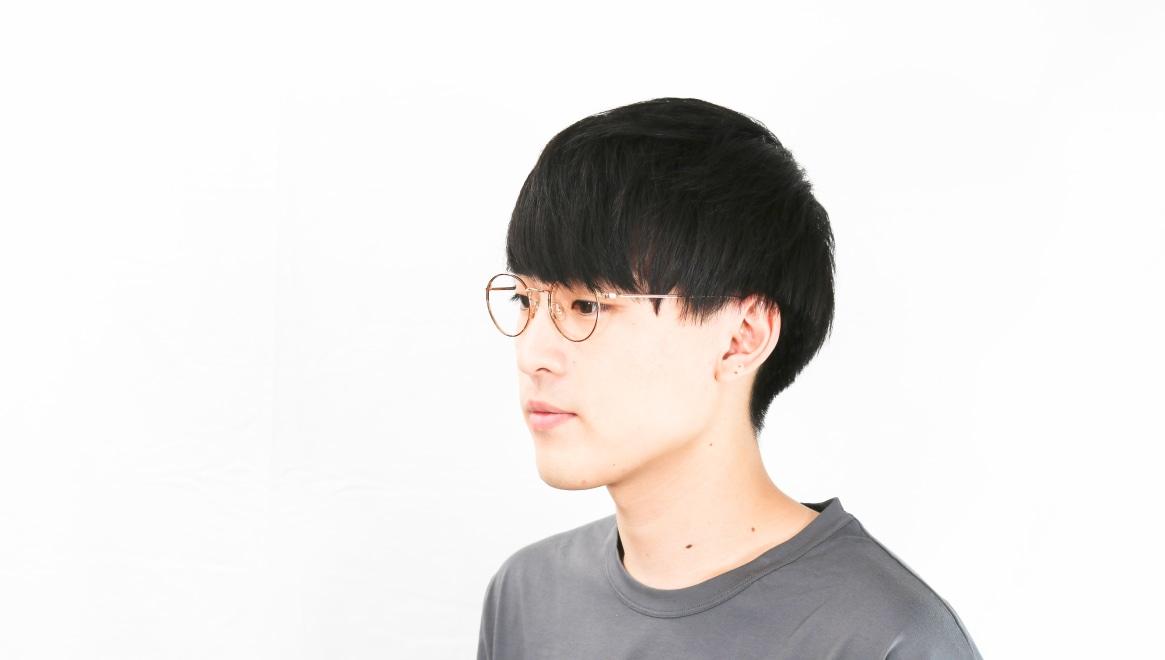 Oh My Glasses TOKYO Monica omg-112-DM-49 [メタル/鯖江産/丸メガネ/べっ甲柄]  6