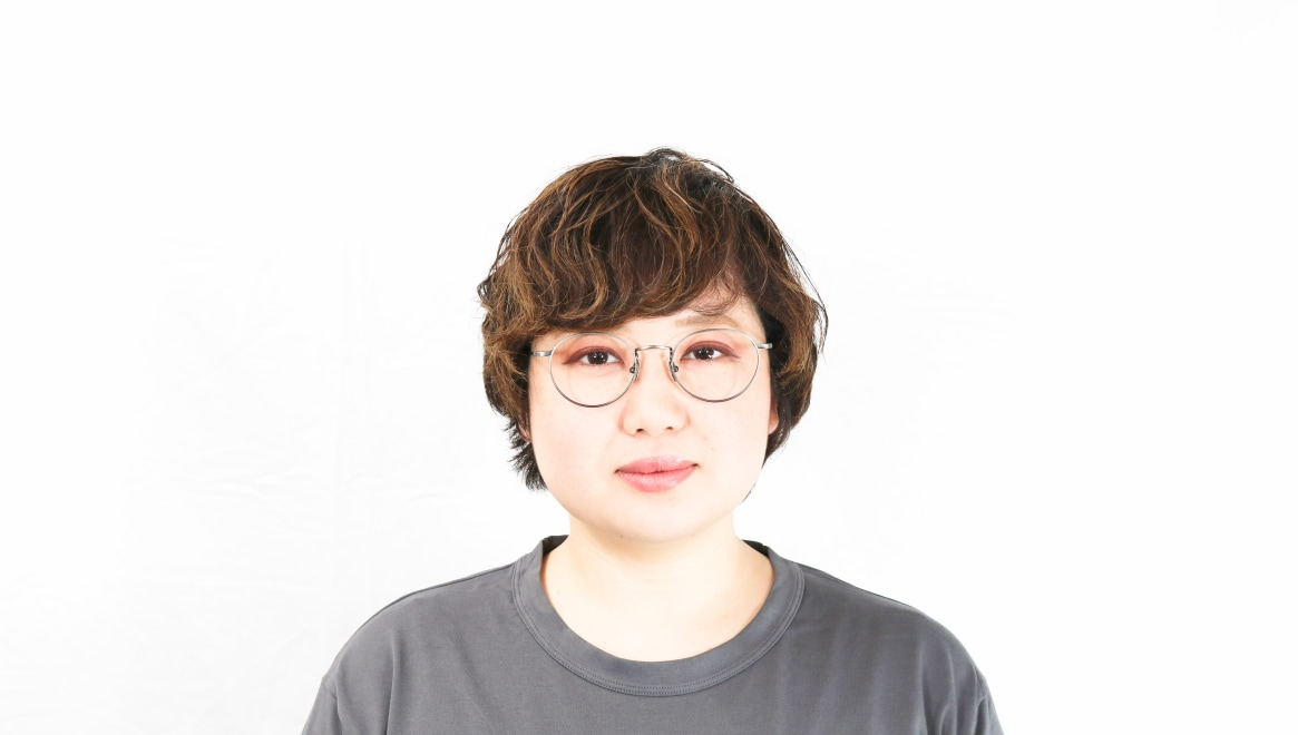 Oh My Glasses TOKYO Monica omg-112-ATS-49 [メタル/鯖江産/丸メガネ/シルバー]  7