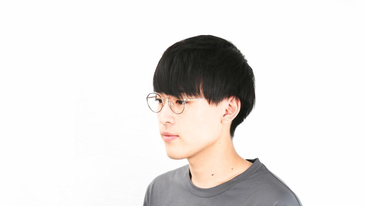 Oh My Glasses TOKYO Monica omg-112-BKM-49 [メタル/鯖江産/丸メガネ]  6