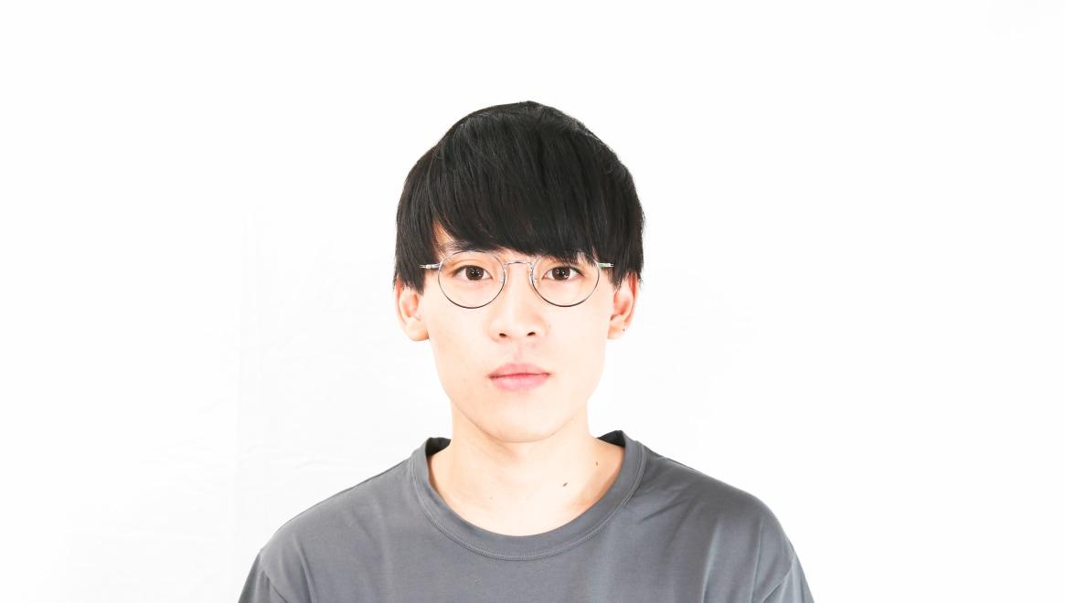 Oh My Glasses TOKYO Monica omg-112-BL-49 [メタル/鯖江産/丸メガネ/青]  5