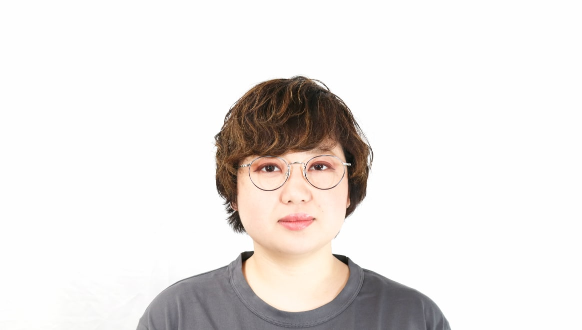 Oh My Glasses TOKYO Monica omg-112-BL-49 [メタル/鯖江産/丸メガネ/青]  7