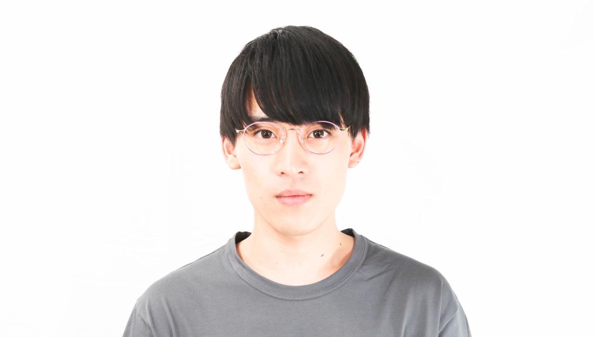 Oh My Glasses TOKYOomg-112-PK-49-monica [メタル/鯖江産/丸メガネ/ピンク]  5