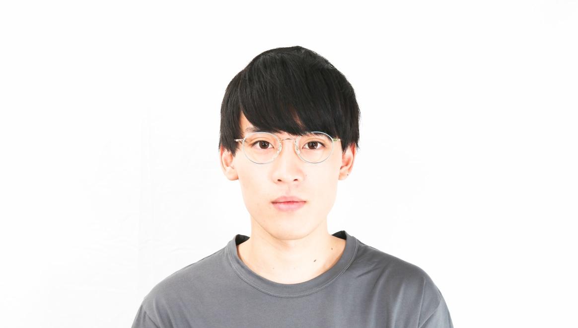 Oh My Glasses TOKYO Monica omg-112-GR-49 [メタル/鯖江産/丸メガネ/緑]  5