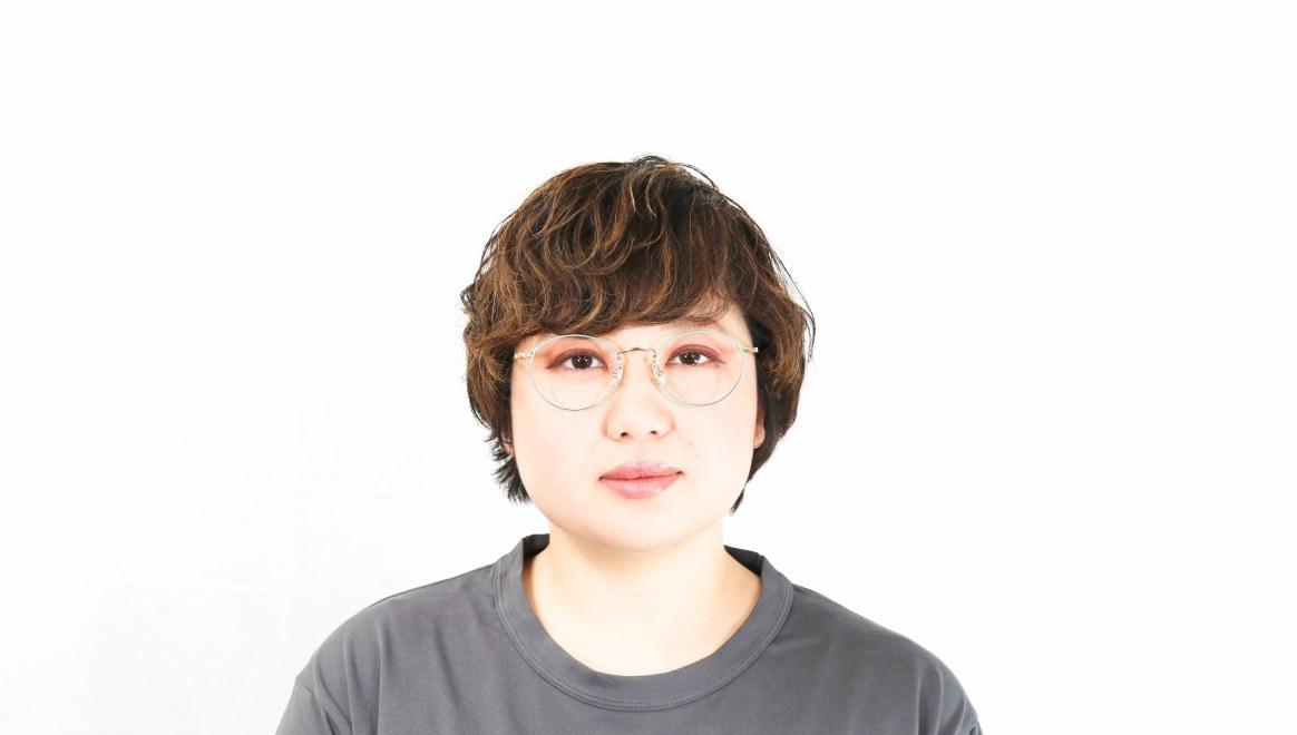 Oh My Glasses TOKYO Monica omg-112-GR-49 [メタル/鯖江産/丸メガネ/緑]  7