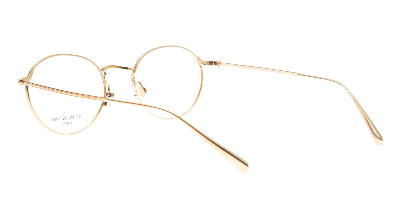 Oh My Glasses TOKYO Monica-50-omg-112-DM [メタル/鯖江産/丸メガネ/べっ甲柄]  3