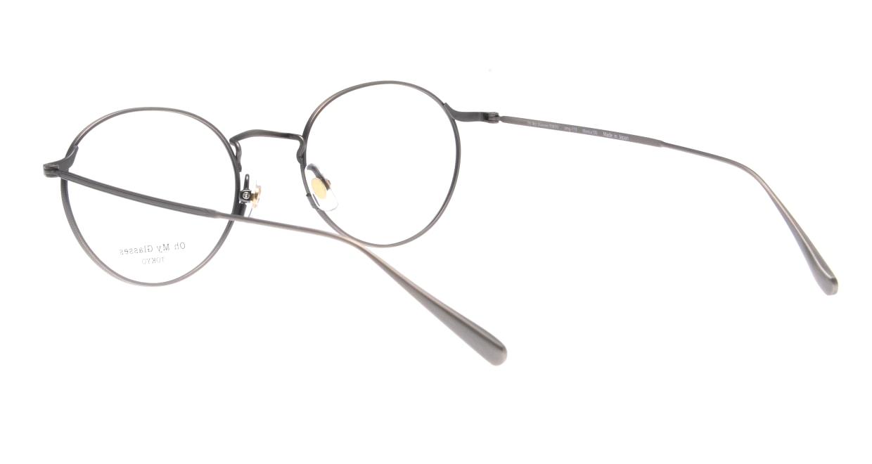 Oh My Glasses TOKYO Monica-50-omg-112-ATS [メタル/鯖江産/丸メガネ/シルバー]  3