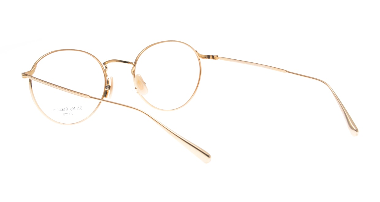 Oh My Glasses TOKYO Monica-50-omg-112-GR [メタル/鯖江産/丸メガネ/緑]  3