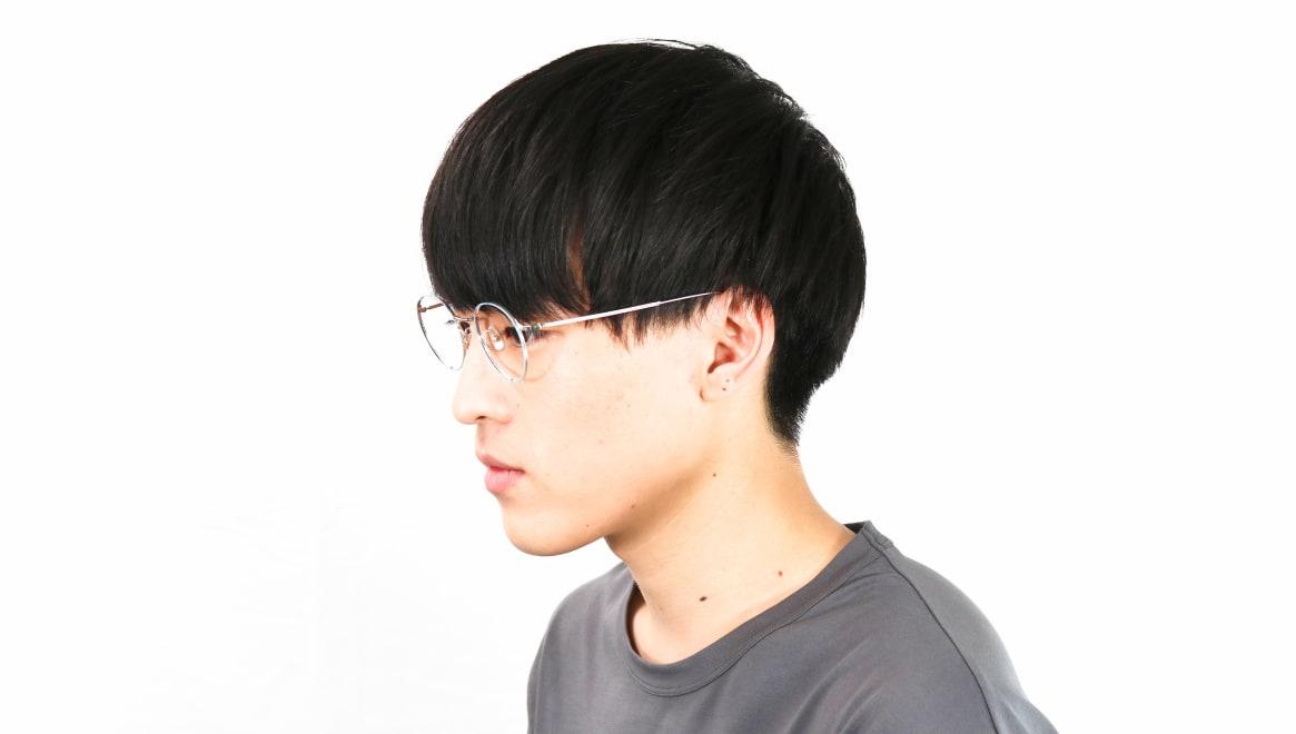 Oh My Glasses TOKYO Monica omg-112-BL-50 [メタル/鯖江産/丸メガネ/青]  6