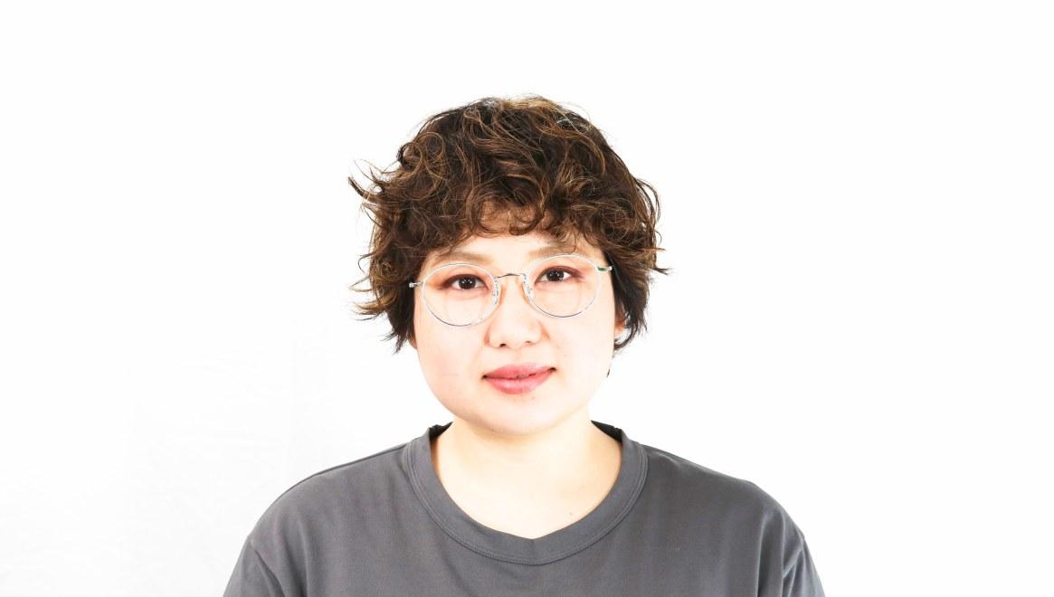 Oh My Glasses TOKYO Monica omg-112-BL-50 [メタル/鯖江産/丸メガネ/青]  7