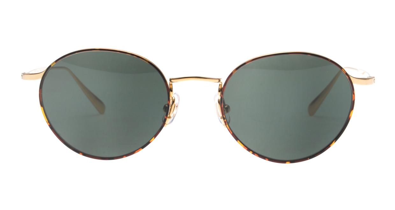 Oh My Glasses TOKYO Monica omg-112-DM-50-sg [メタル/鯖江産/ラウンド]
