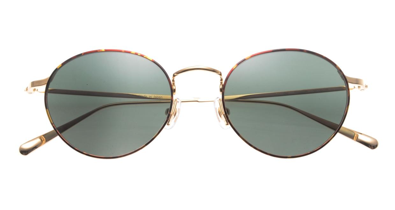 Oh My Glasses TOKYO Monica omg-112-DM-50-sg [メタル/鯖江産/ラウンド]  4