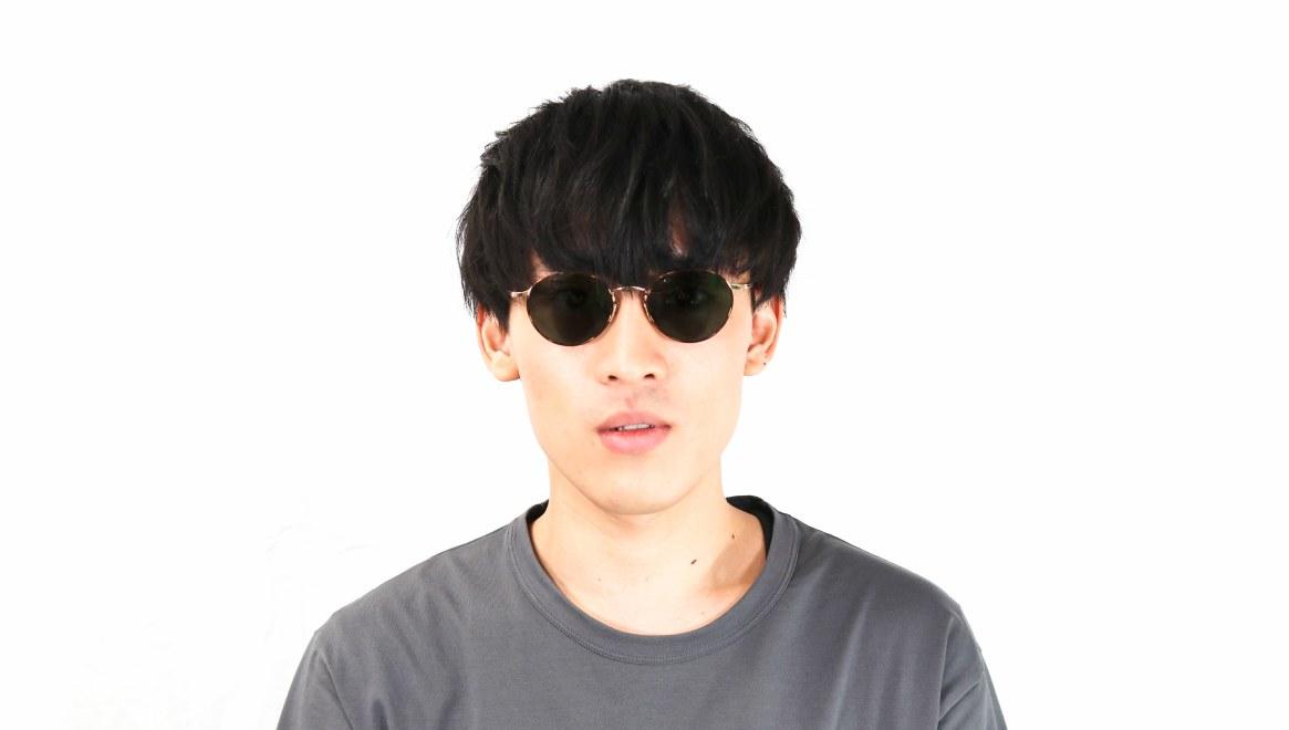 Oh My Glasses TOKYO Monica omg-112-DM-50-sg [メタル/鯖江産/ラウンド]  5