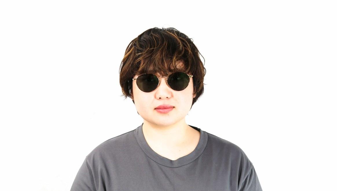 Oh My Glasses TOKYO Monica omg-112-DM-50-sg [メタル/鯖江産/ラウンド]  7