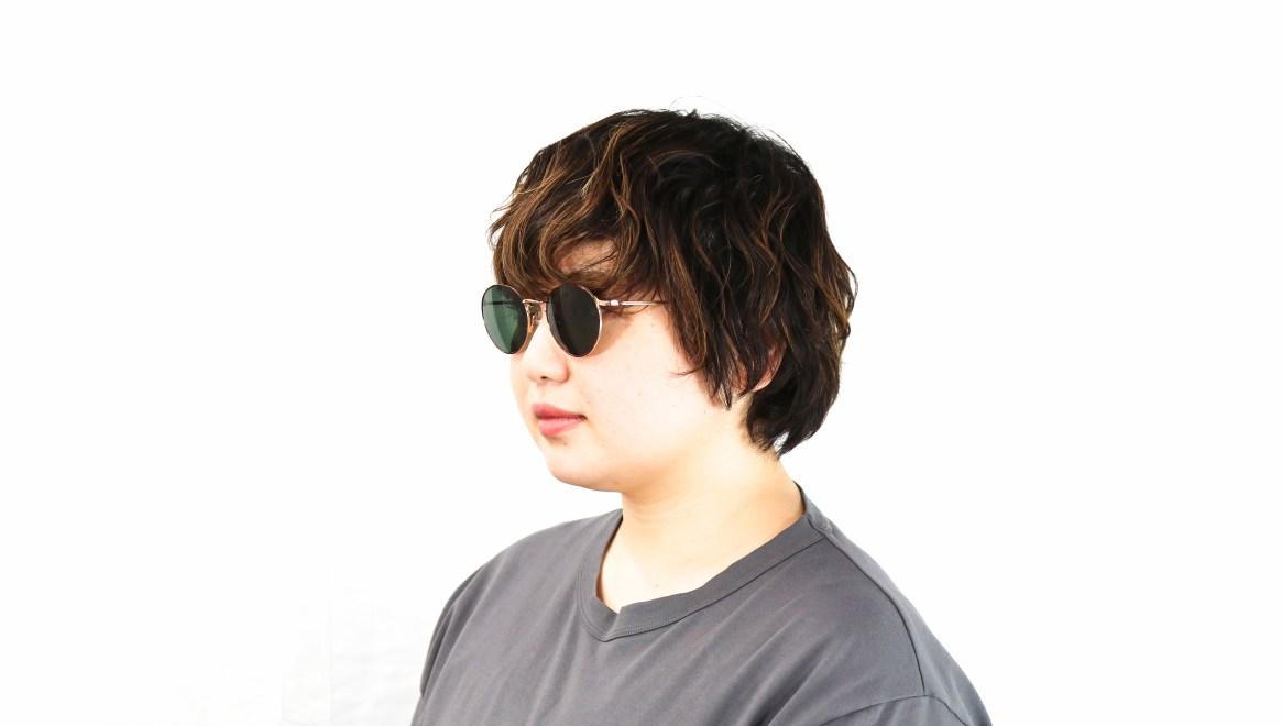 Oh My Glasses TOKYO Monica omg-112-DM-50-sg [メタル/鯖江産/ラウンド]  8