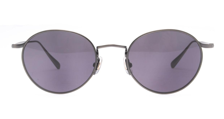 Oh My Glasses TOKYO Monica omg-112-ATS-50-sg [メタル/鯖江産/ラウンド]