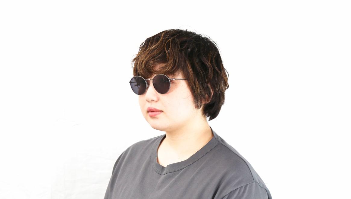 Oh My Glasses TOKYO Monica omg-112-ATS-50-sg [メタル/鯖江産/ラウンド]  8