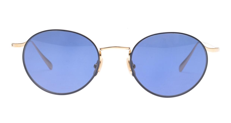 Oh My Glasses TOKYO Monica-50sg-omg-112-NV [メタル/鯖江産/ラウンド]