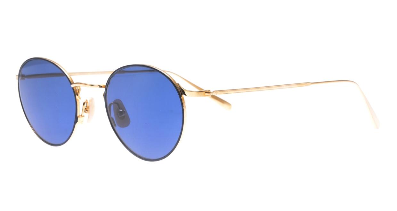Oh My Glasses TOKYO Monica-50sg-omg-112-NV [メタル/鯖江産/ラウンド]  1