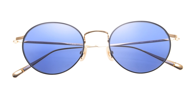 Oh My Glasses TOKYO Monica-50sg-omg-112-NV [メタル/鯖江産/ラウンド]  4