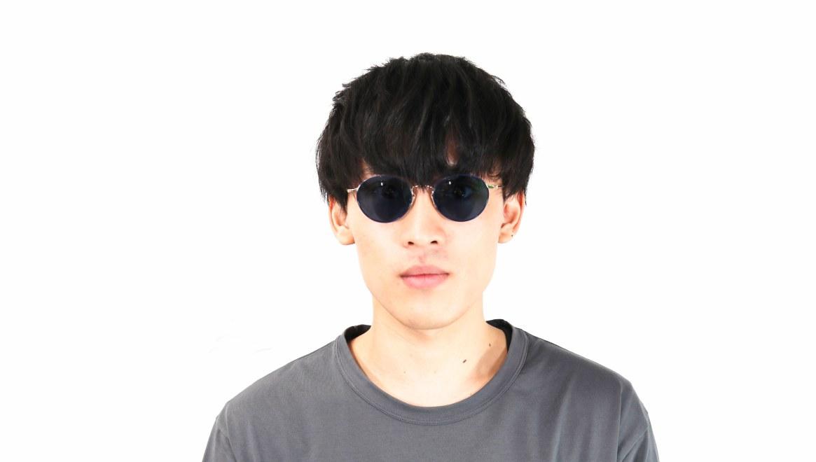 Oh My Glasses TOKYO Monica-50sg-omg-112-NV [メタル/鯖江産/ラウンド]  5