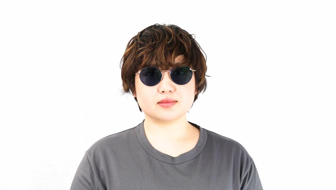 Oh My Glasses TOKYO Monica-50sg-omg-112-NV [メタル/鯖江産/ラウンド]  7