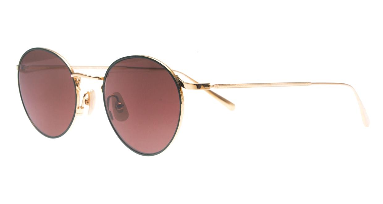Oh My Glasses TOKYO Monica-50sg-omg-112-GR [メタル/鯖江産/ラウンド]  1