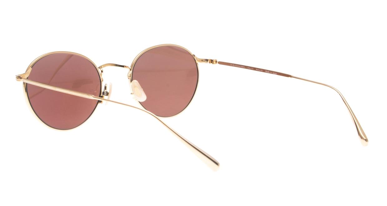 Oh My Glasses TOKYO Monica-50sg-omg-112-GR [メタル/鯖江産/ラウンド]  3