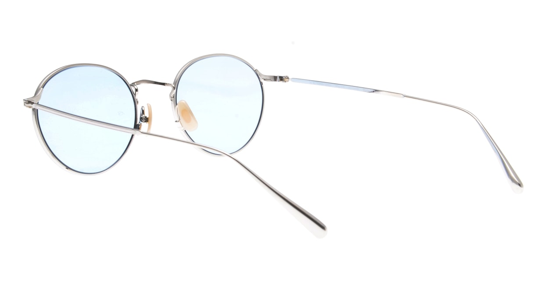 Oh My Glasses TOKYO Monica-50sg-omg-112-BL [メタル/鯖江産/ラウンド]  3