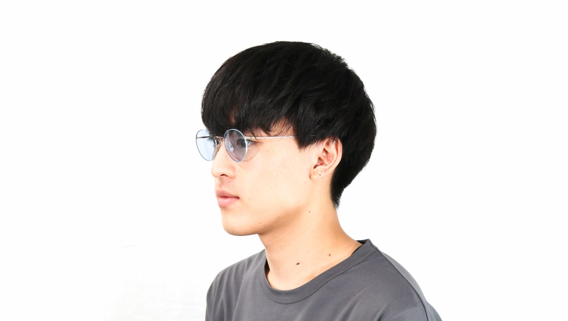Oh My Glasses TOKYO Monica omg-112-BL-50-sg [メタル/鯖江産/ラウンド]  6