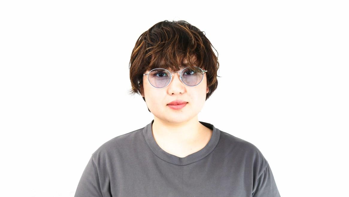 Oh My Glasses TOKYO Monica omg-112-BL-50-sg [メタル/鯖江産/ラウンド]  7