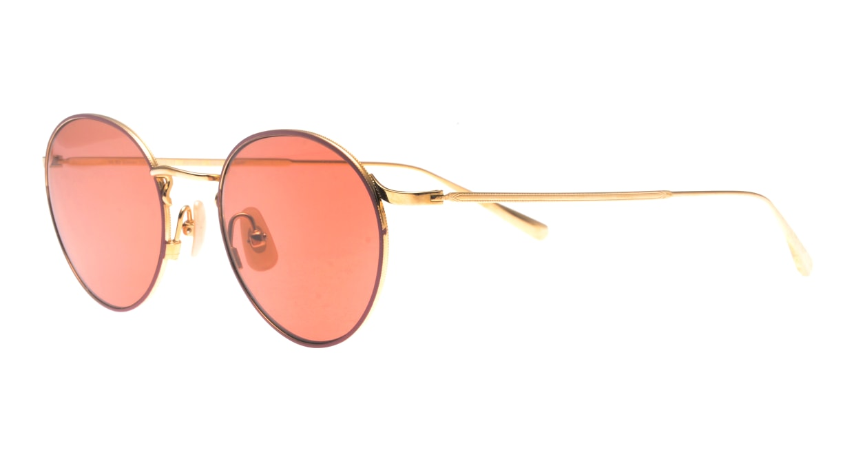 Oh My Glasses TOKYO Monica-50sg-omg-112-BR [メタル/鯖江産/ラウンド]  1