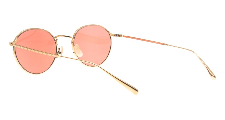 Oh My Glasses TOKYO Monica-50sg-omg-112-BR [メタル/鯖江産/ラウンド]  3