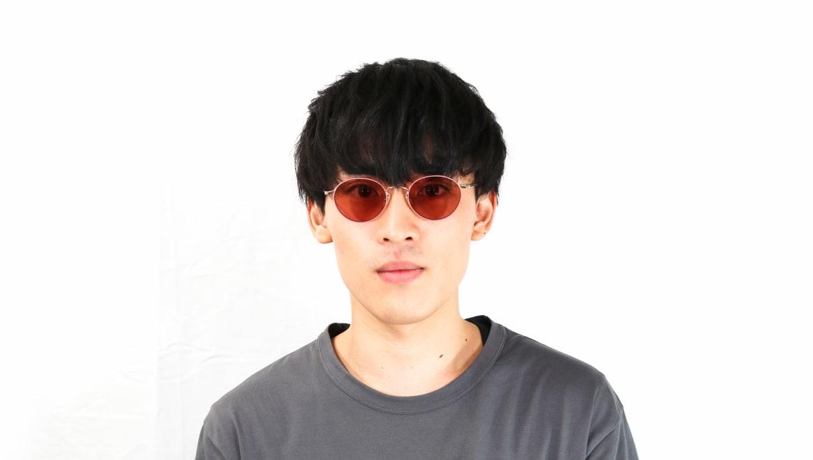 Oh My Glasses TOKYO Monica omg-112-BR-50-sg [メタル/鯖江産/ラウンド]  5
