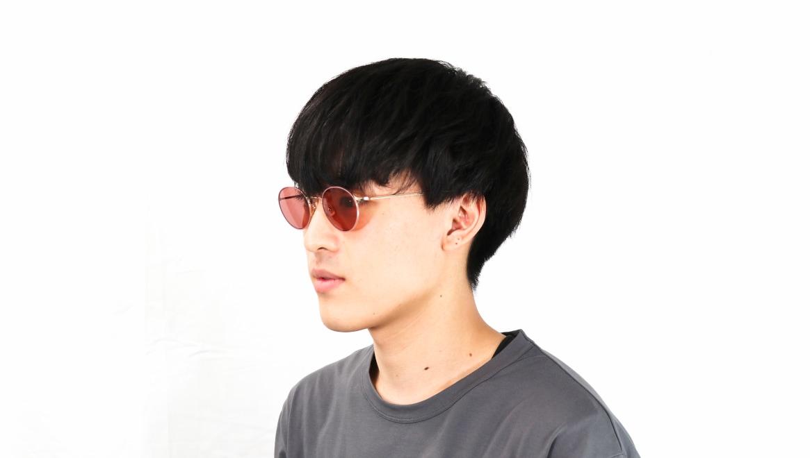 Oh My Glasses TOKYO Monica omg-112-BR-50-sg [メタル/鯖江産/ラウンド]  6