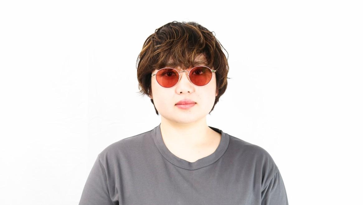 Oh My Glasses TOKYO Monica omg-112-BR-50-sg [メタル/鯖江産/ラウンド]  7
