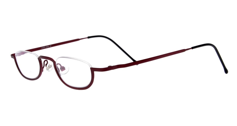 ルーチェ 2355-L3-40 [メタル/アンダーリム/ウェリントン/紫]  1