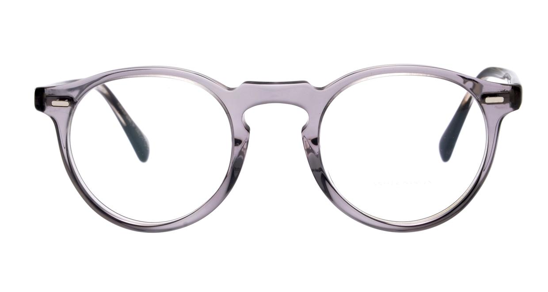 オリバーピープルズ OV5186 GREGORY PECK-1484-47 [丸メガネ/透明]
