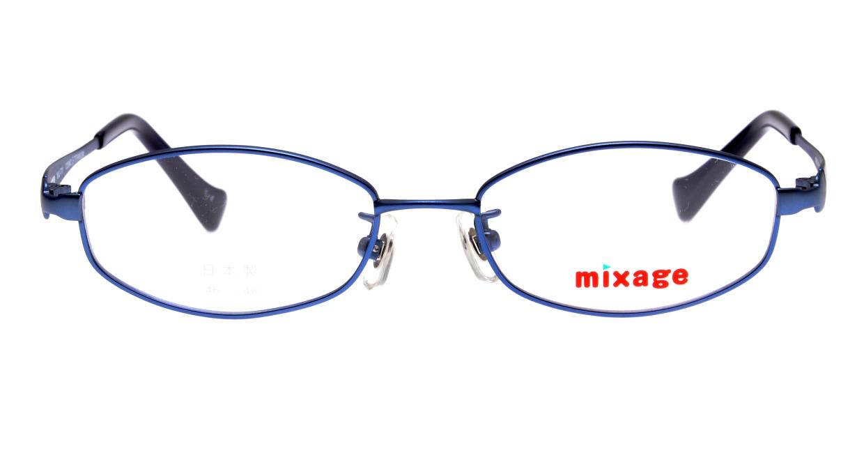 ミクサージュキッズ MXJ-701-2-48 [メタル/オーバル/青]