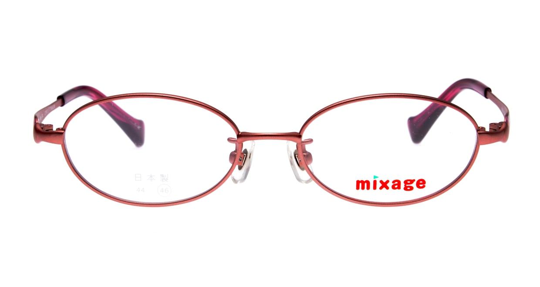 ミクサージュキッズ MXJ-704-2-46 [メタル/オーバル/ピンク]