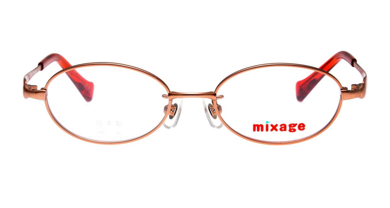 ミクサージュキッズ MXJ-704-3-44 [メタル/オーバル/ピンク]