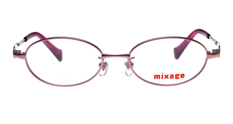 ミクサージュキッズ MXJ-704-4-46 [メタル/オーバル/紫]