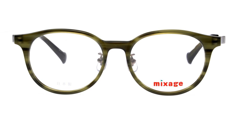 ミクサージュキッズ MXJ-707-1-47 [ウェリントン/緑]